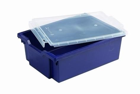 Gratnells Box 150 mm mit Deckel