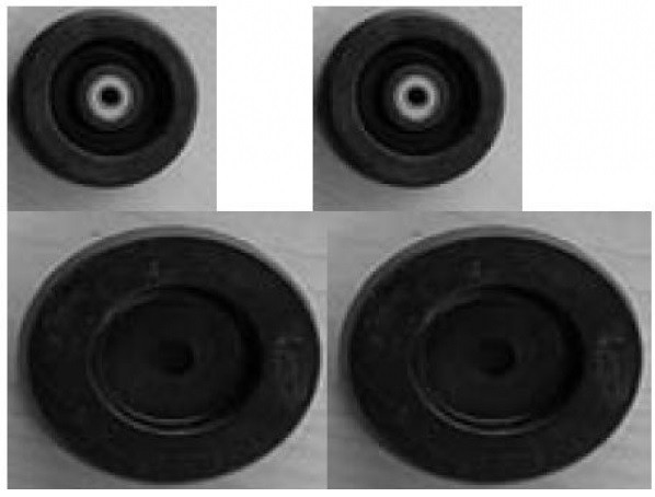 Winther Reifen - 4er Set für PlasmaCar