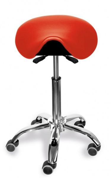 Sanus Sattelsitz ohne Rückenlehne Sitz 55 - 75 cm