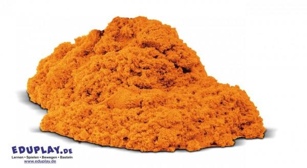 Fließsand 1 kg orange