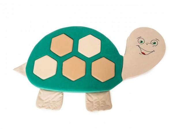 Schildkröte Elvi (Set mit 10 Kissen)