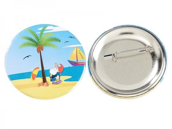 Anstecker-Button 56 mm 50er Pack