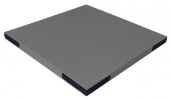 Fallschutzmatte FSM 100 x 100 x 6 cm mit Klett
