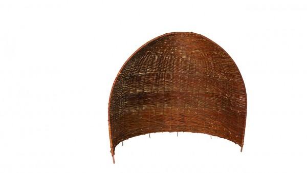 Weidenmuschel H 165 x B 180 x T 98 cm