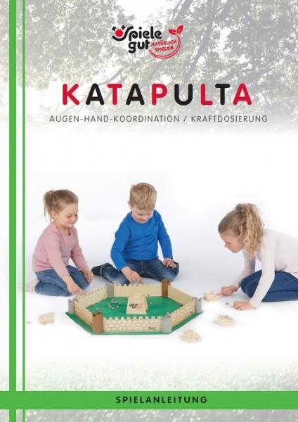 Anleitungsheft Katapulta