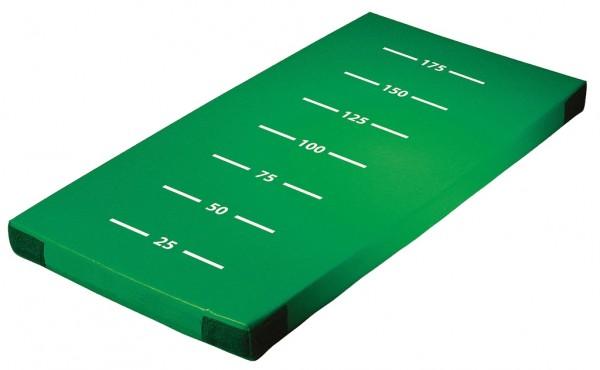 Spielmatte Weitsprung Farbe frei wählbar: