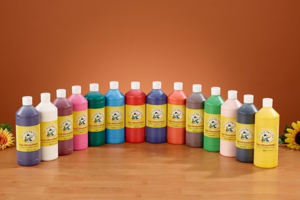 olifu creative Kiga-Allzweckfarben