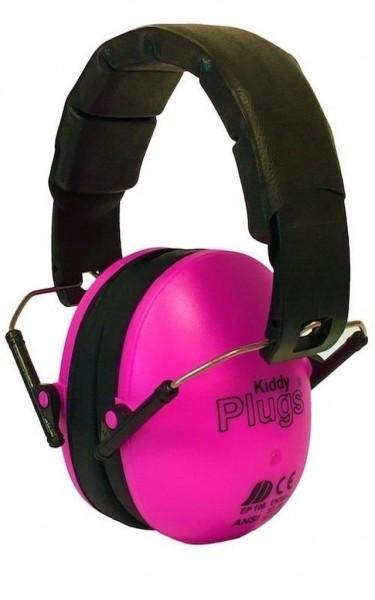 Kiddy Plugs Kinder Gehörschutz pink