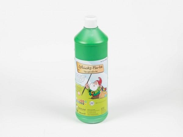 Temperafarbe 1.000 ml dunkelgrün