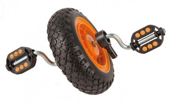 TT Basic Ersatzrad 3,00 x 4,00 mit Pedale