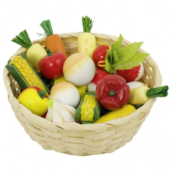 Gemüse-Set 18 tlg.