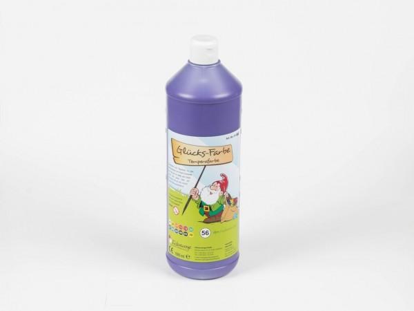 Temperafarbe 1.000 ml violett