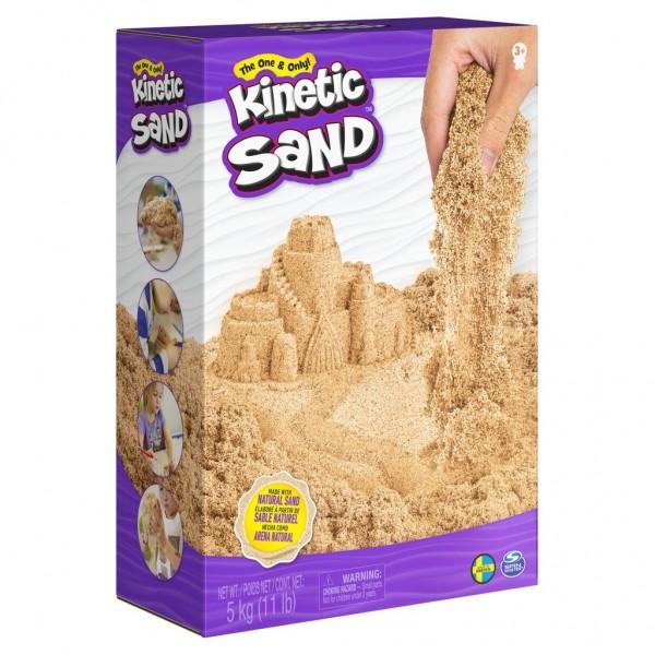 Kinetic Sand 5 kg sandfarben