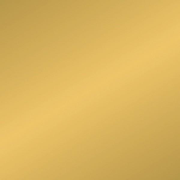 Fotokarton 220g einfarbig, 10 Bögen gold