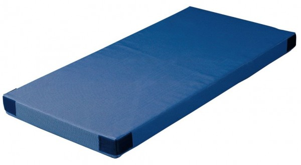 Geräteturnmatte Standard blau 200 x 100 x 8 cm