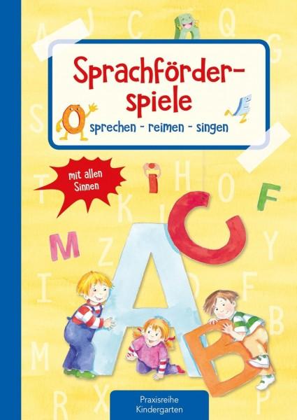 Praxisbuch Sprachförderspiele